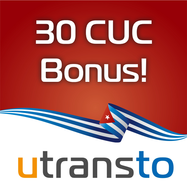 Cubacel Promo – 30 CUC free