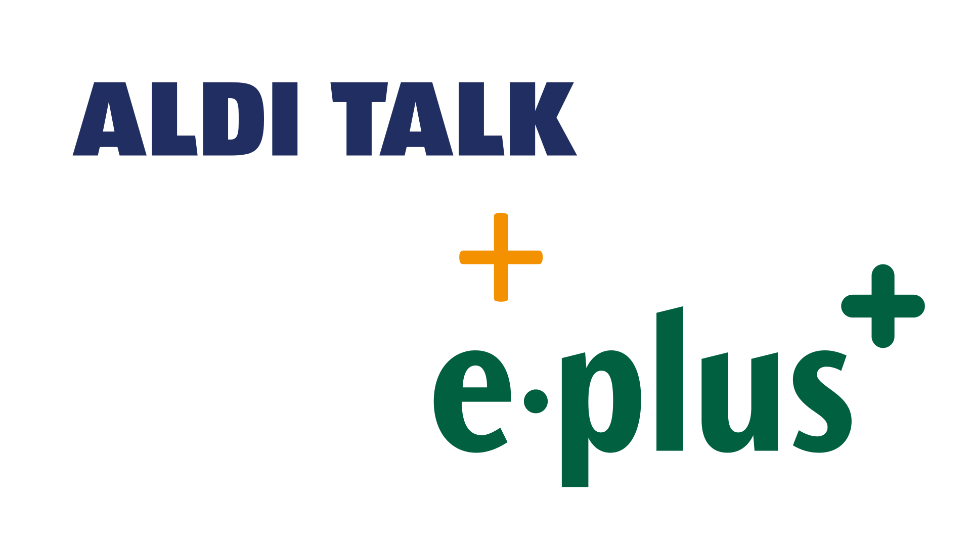 Recharge Alditalk with E-plus