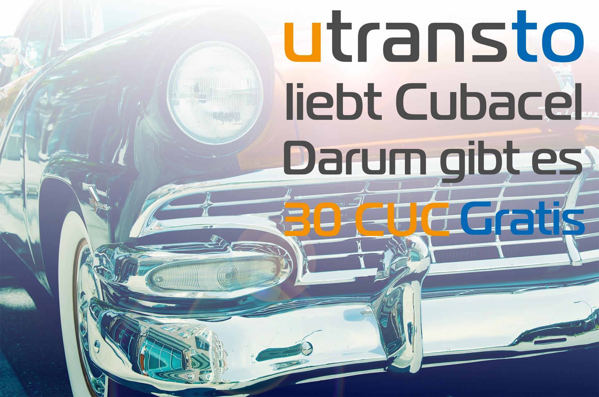 Cubacel Herbst Promo Aktion   30,- CUC Bonus!