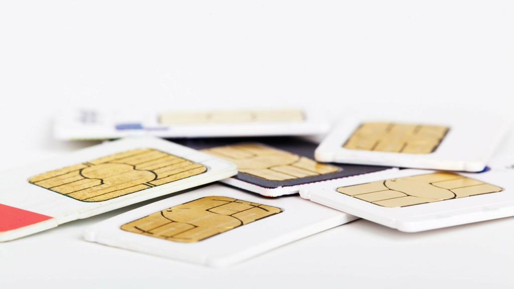 Top up sim card online