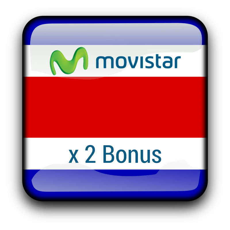Movistar Costa Rica Bonus