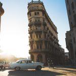 Kubanische Stadtkulisse