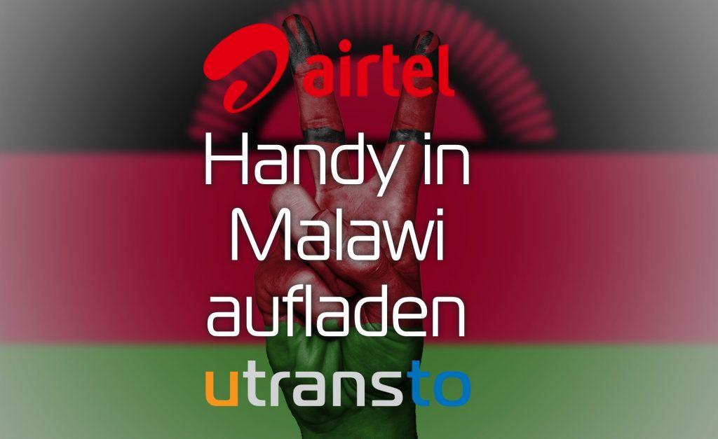 Malawi Handy aufladen