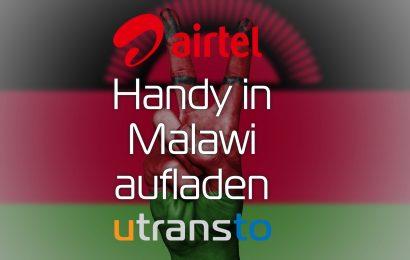 Malawi Airtel Handy online aufladen