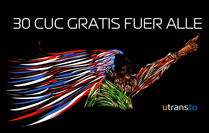 Cubacel 30 CUC Bonus Juni 2017