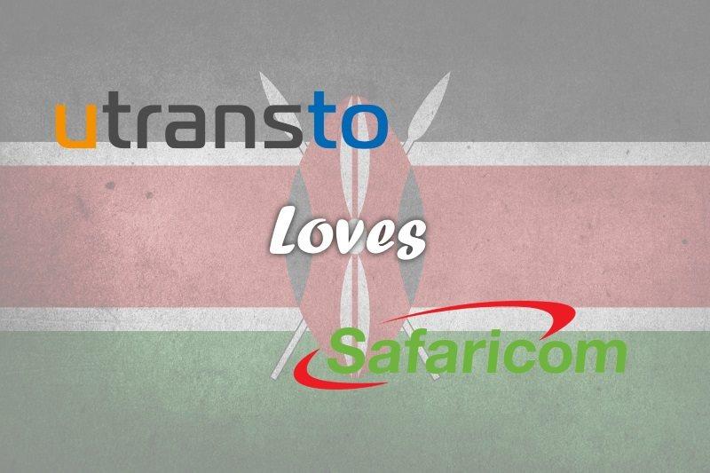 Safaricom aufladen