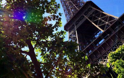Paris und utransto verbindet